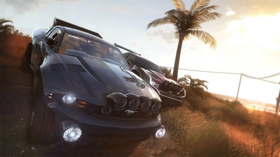 The Crew's launch trailer makes things look awesome