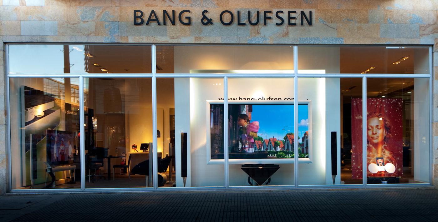LG baut künftig Hochpreis-Fernseher von Bang & Olufsen