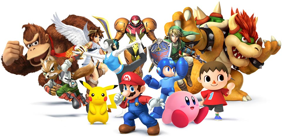 Playdate: We're livestreaming 'Super Smash Bros. for Wii U'!