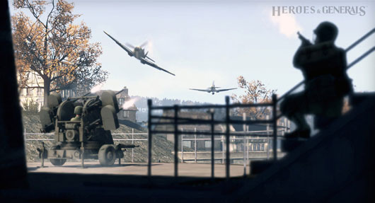 Heroes & Generals is still badass