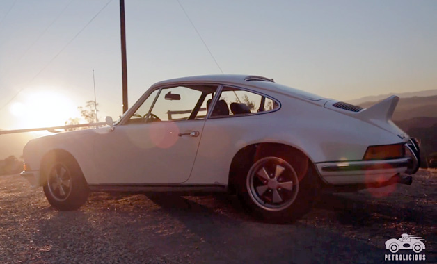Petrolicious: 1973 Porsche 911 Carrera RS 2.7