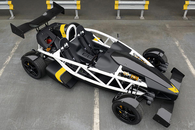アリエルから350hpの新型モデル「アトム3.5R」が登場