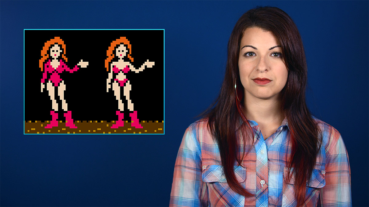 New 'Feminist Frequency' video examines 'women as reward'