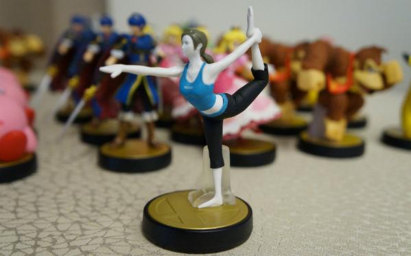 Smash Bros. creator Sakurai also has trouble tracking down amiibo
