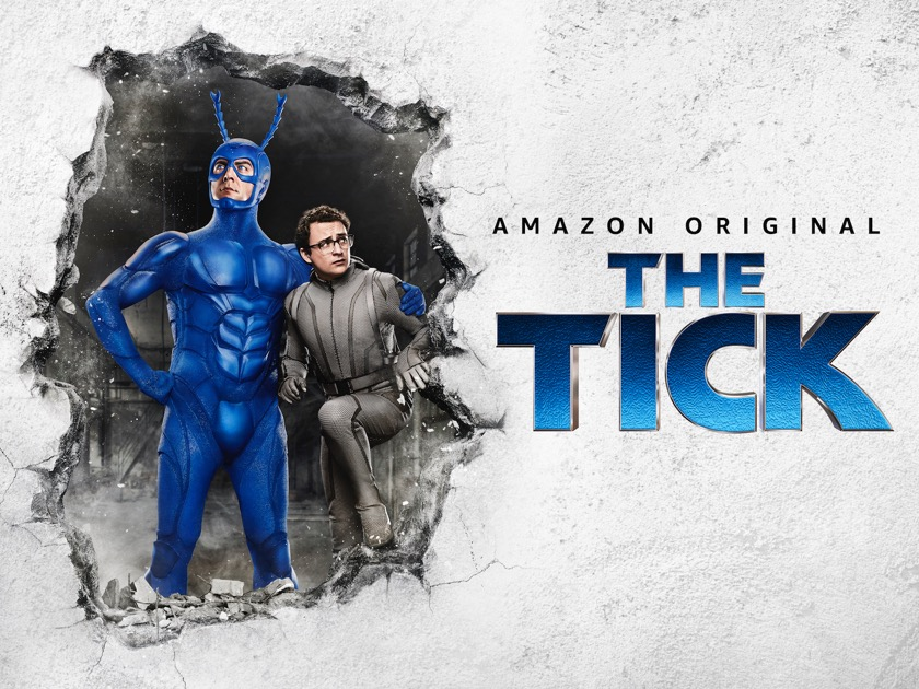 Superheldenserie The Tick startet am 13. Oktober bei Amazon