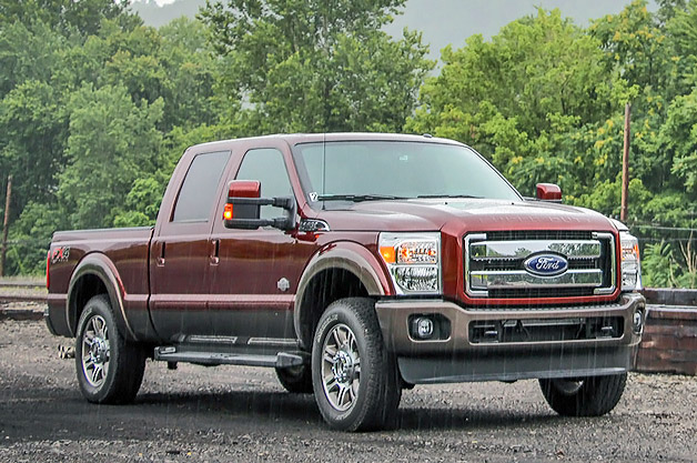 Ford F Series Super Duty Prices Reviews And New Model