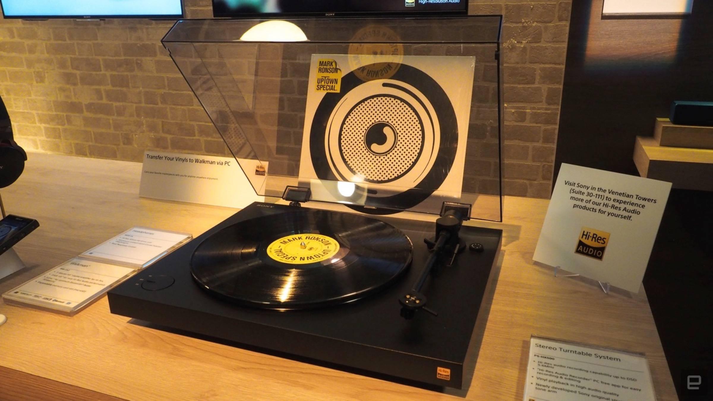 Este tocadiscos de Sony te ayudará a digitalizar tus vinilos a máxima calidad
