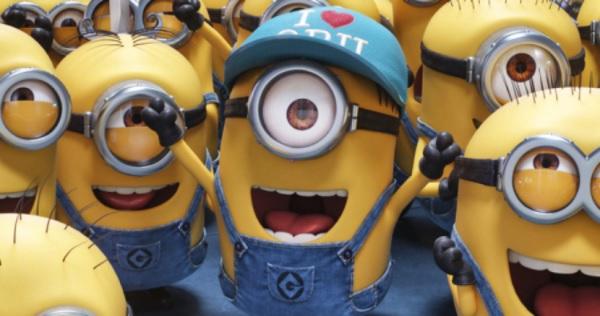 『怪盗グルー』シリーズがアニメーション映画の世界興行成績でトップに!