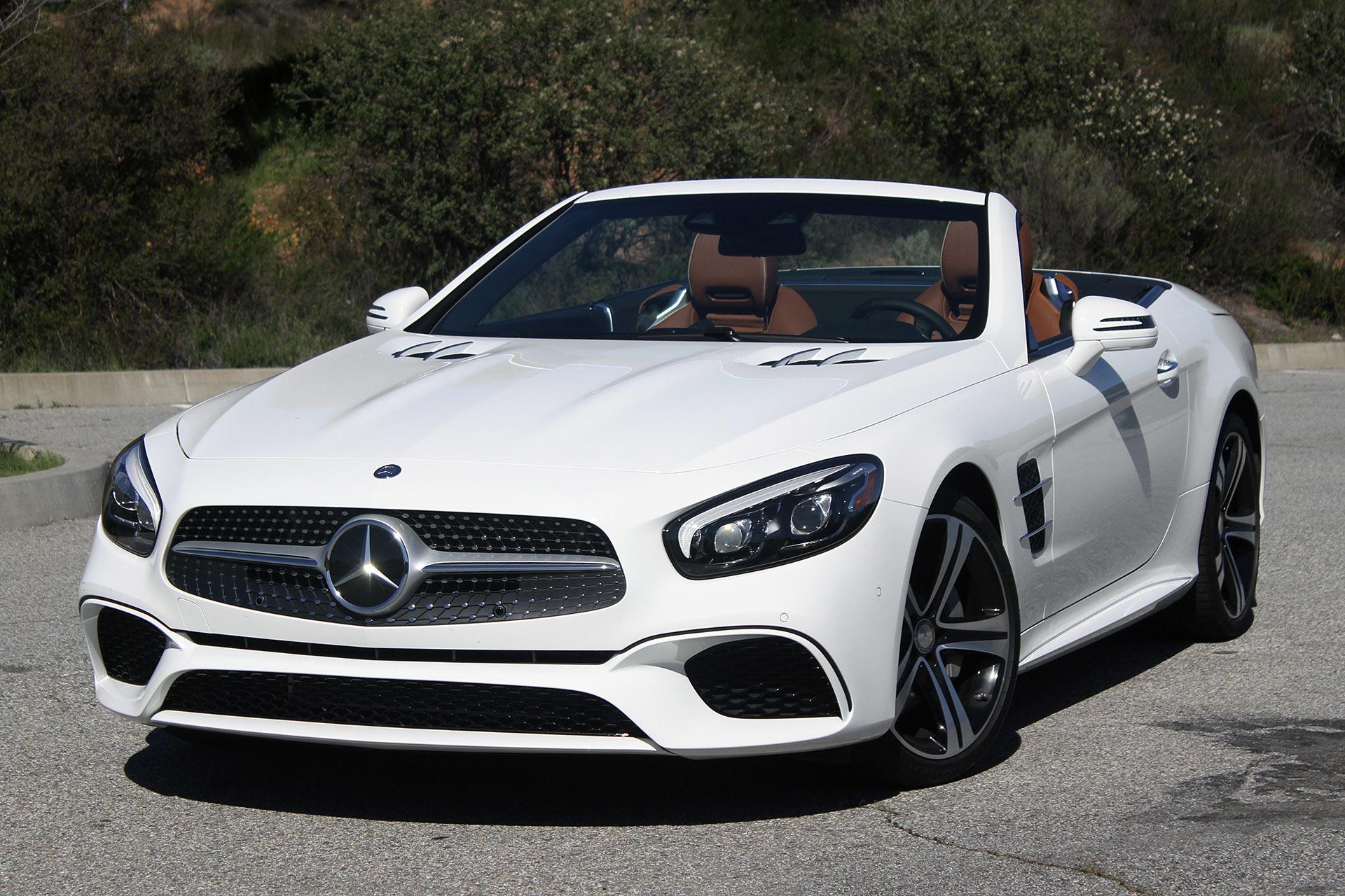 Mercedes Benz Has A Convertible Conundrum Autoblog