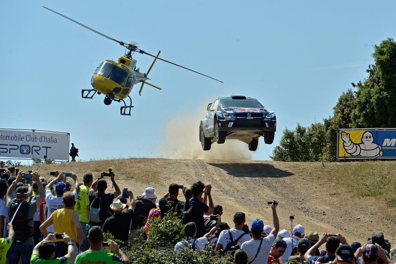 Jari-Matti Latvala (FIN), Miikka Anttila (FIN)Volkswagen Polo R WRC (2016)WRC Rally Italia Sardegna 2016