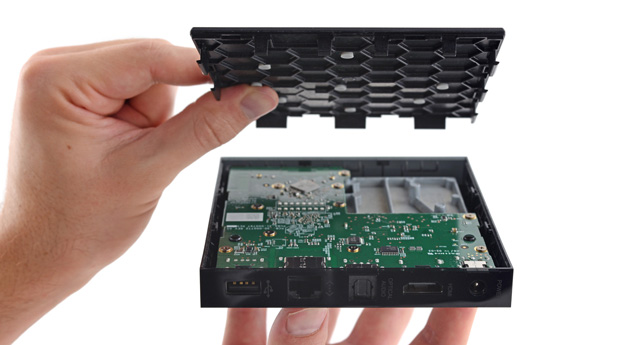 Amazon Fire TV teardown reveals an easily accessible media hub