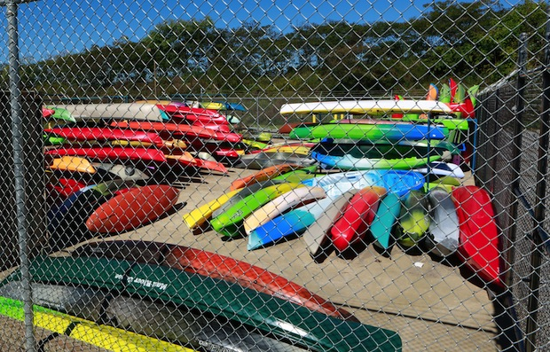 Confluence Greenville South Carolina kayaking Mad River Dagger