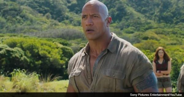 ドウェイン・ジョンソンが活躍する、『ジュマンジ/ウェルカム・トゥ・ジャングル』最新予告編が公開!