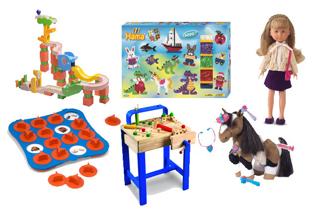 WIN a toy bundle worth £300 for Christmas!