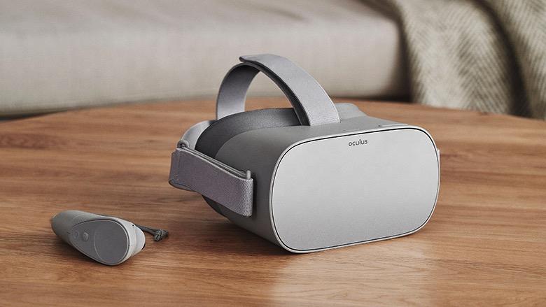Oculus Go vorgestellt