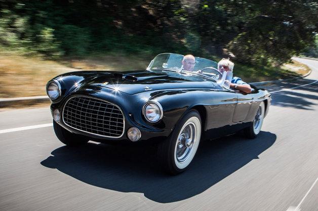 【ビデオ】エンツォからフォード2世に贈られた52年製フェラーリ「212」に試乗