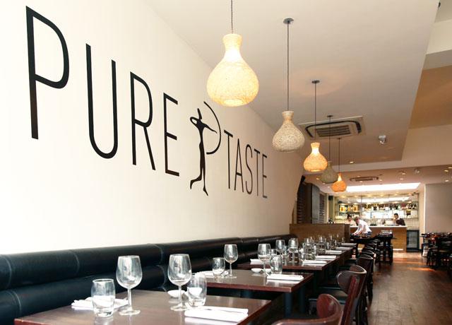 PureTaste restaurant