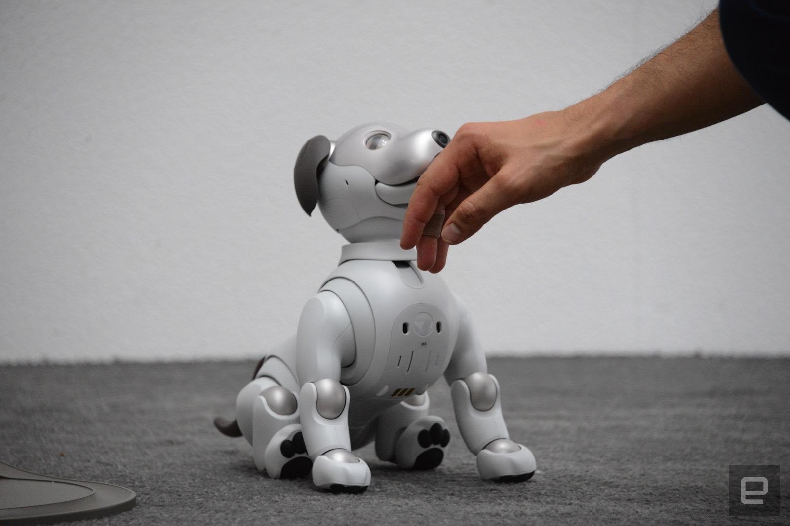 Sony Aibo, toma de contacto: el adorable perrito de Sony es ahora más real que nunca