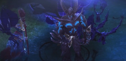 If it were any more generic, it'd be Warcraft III!