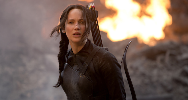 Hunger Games Mockingjay Family Guide Review