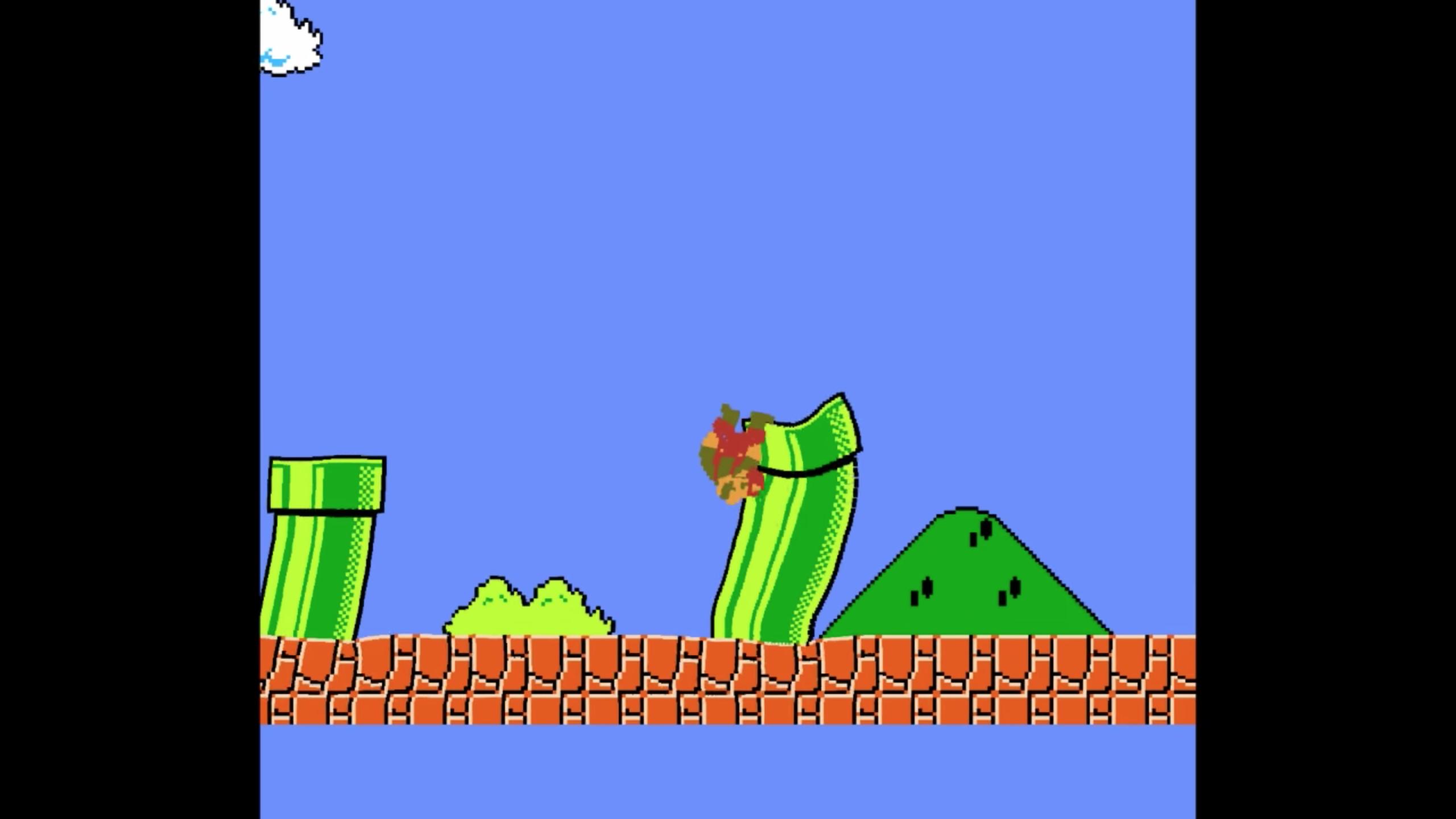 Wackelpartie: Jelly Mario Bros.