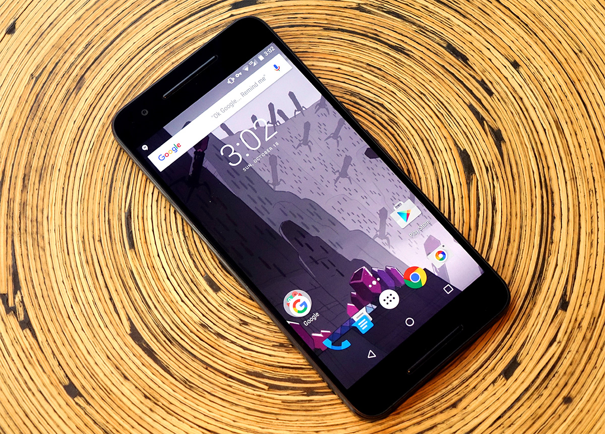 Nexus 6P review: Google gets better at big phones