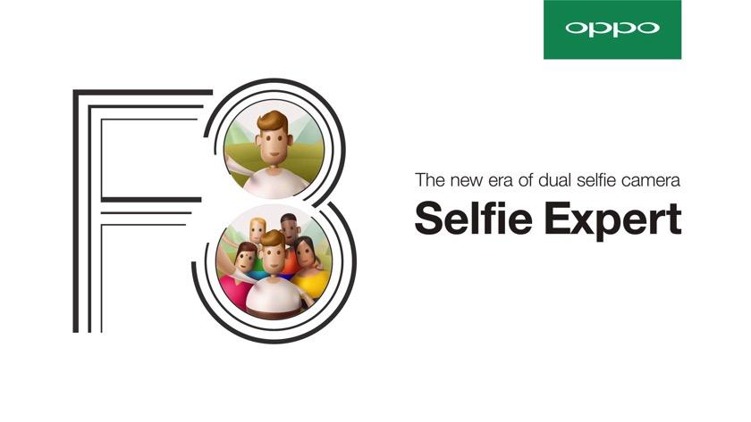 Die neuen F3-Smartphones von Oppo haben eine Dual-Selfie-Kamera