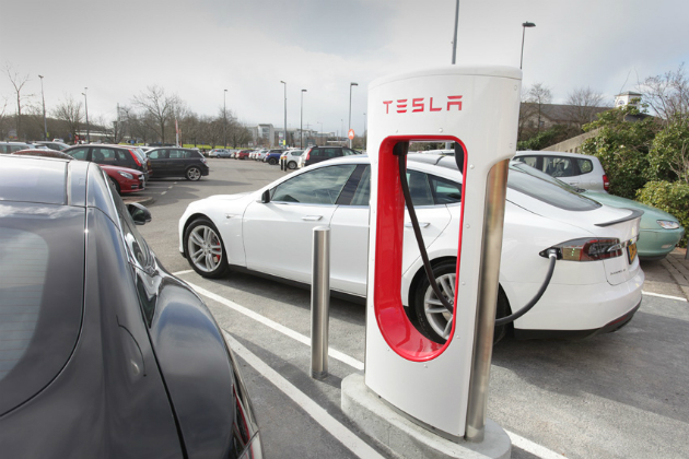 Tesla doubles the size of its Supercharger network in the UK