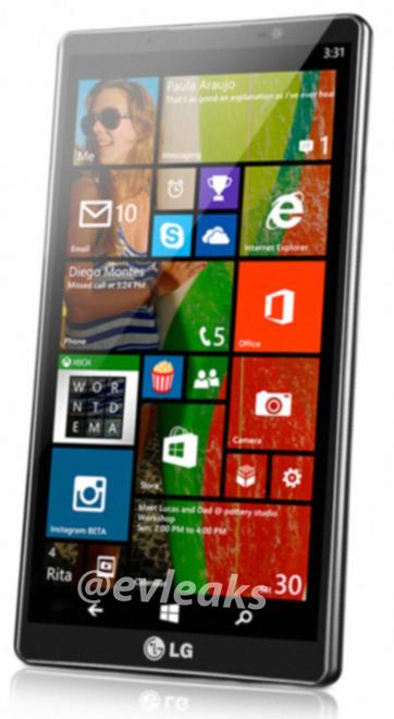 LG desmiente que este sea su futuro WinPho8