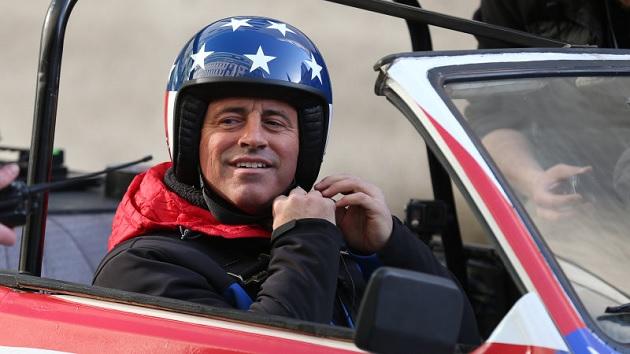 マット・ルブラン、『トップギア』の今後2シーズンでホスト役を担当
