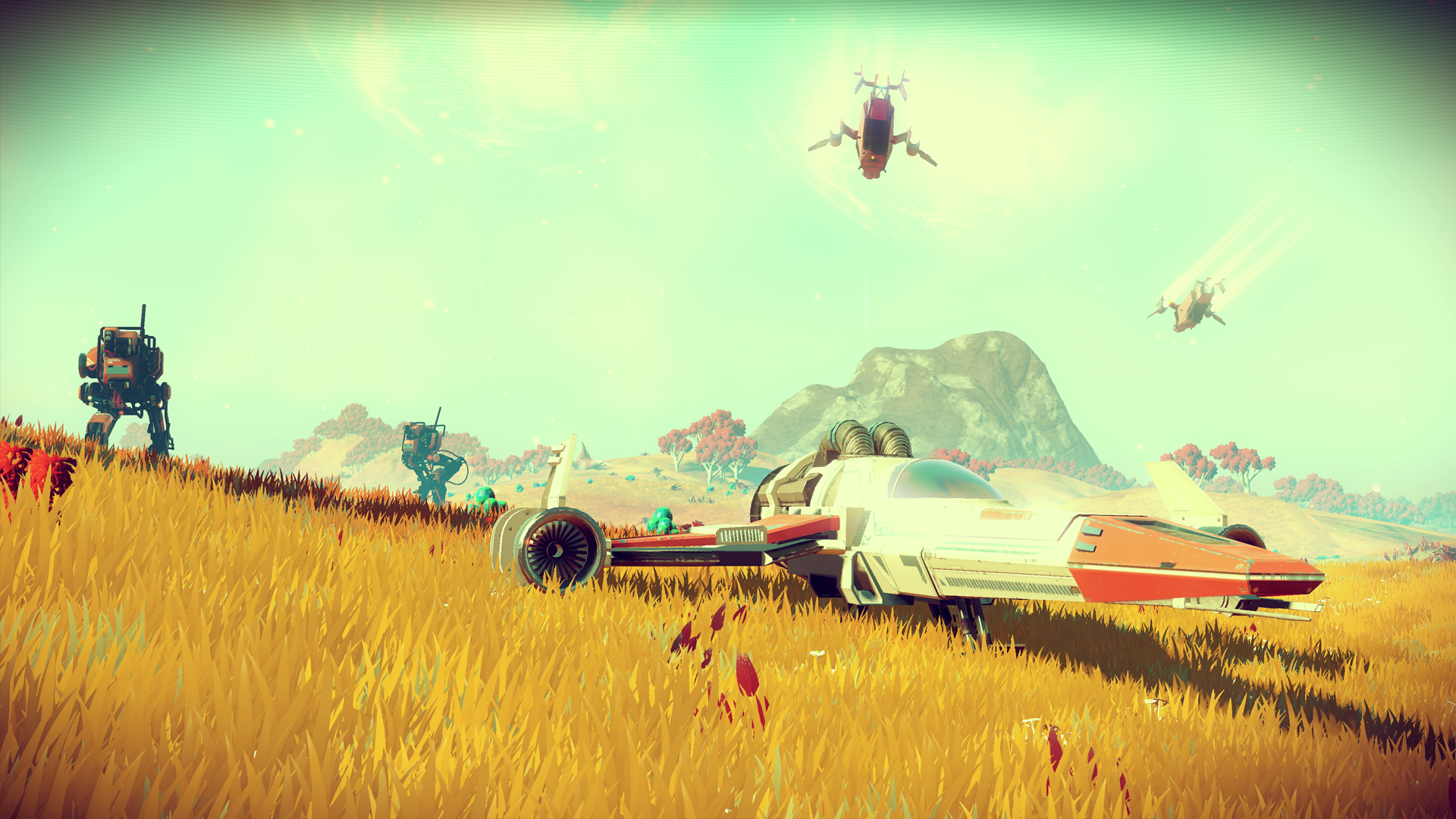 'No Man's Sky' lore comes from classic sci-fi and comics