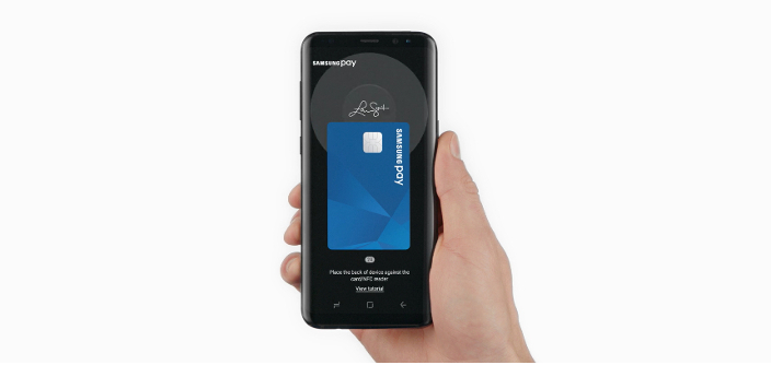 photo image Samsung Pay will soon tap into your PayPal account