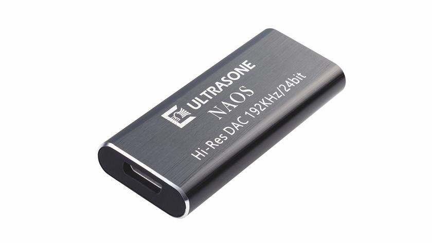 Ultrasone NAOS: Audiowandler für Smartphones vorgestellt