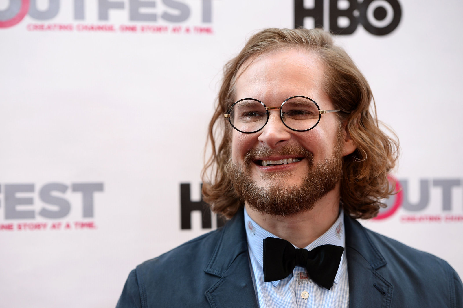 "LOS ANGELES, CA - JULY 06:  Writer Bryan Fuller arrives at the 2017 Outfest Los Angeles LGBT Film Festival Opening Night Gala of ""God's Own Country"" at the Orpheum Theatre on July 6, 2017 in Los Angeles, California.  (Photo by Amanda Edwards/WireImage)"