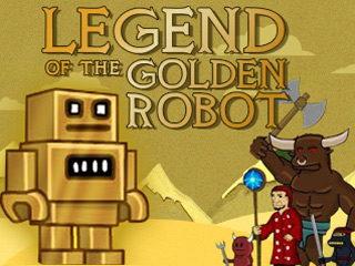 Game of the Day: Legend of the Golden Robot