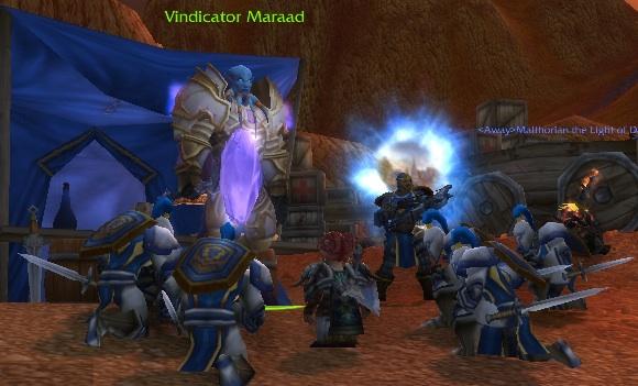 Blasted Lands Maraad
