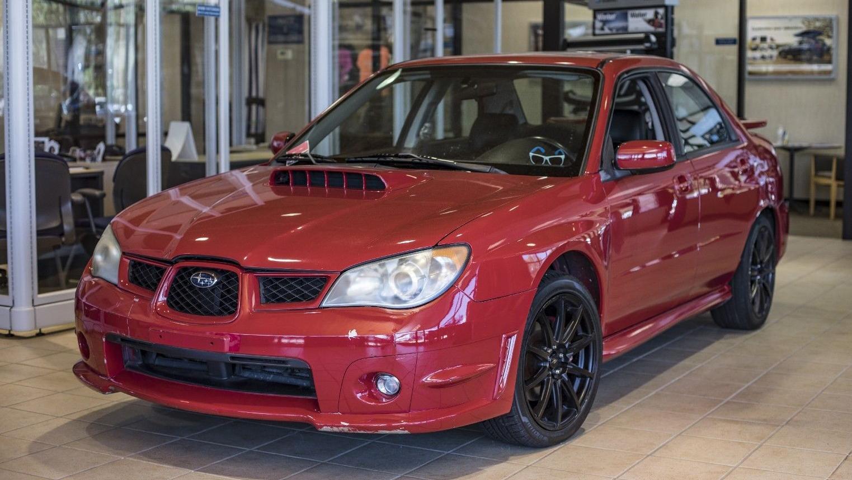Used Subaru Imprezza