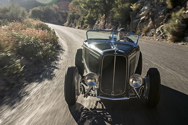 Hollywood Hot Rods 1932 Ford Roadster