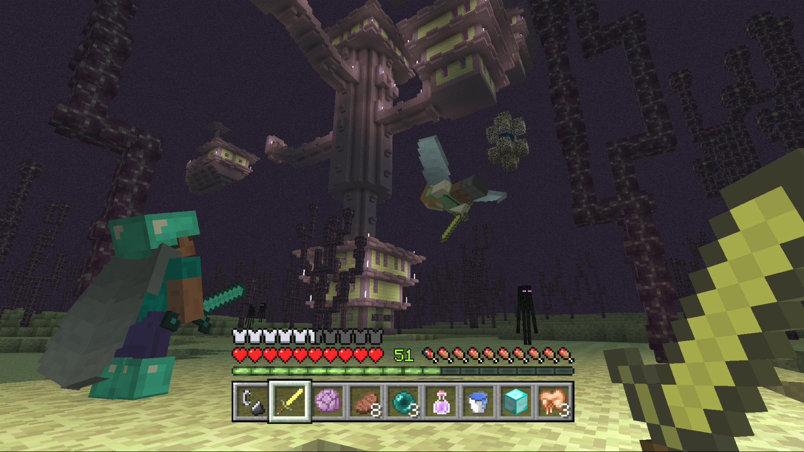 Ya puedes jugar al multijugador de Minecraft desde el Apple TV
