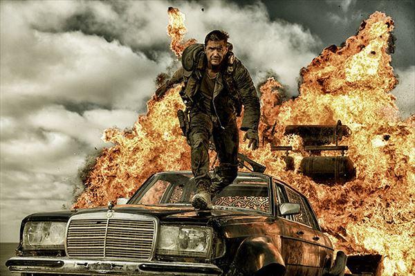 『マッドマックス 怒りのデス・ロード』、カンヌ映画祭参戦決定に世界中が震撼!