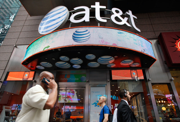 AT&T and Dish were the big spenders in the FCC's wireless auction