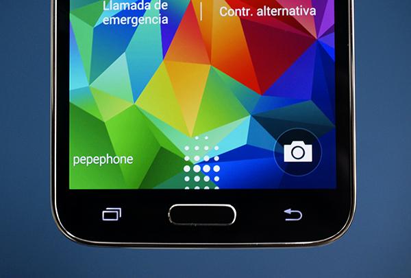El Galaxy S6 tendrá un sensor de huellas más grande y efectivo