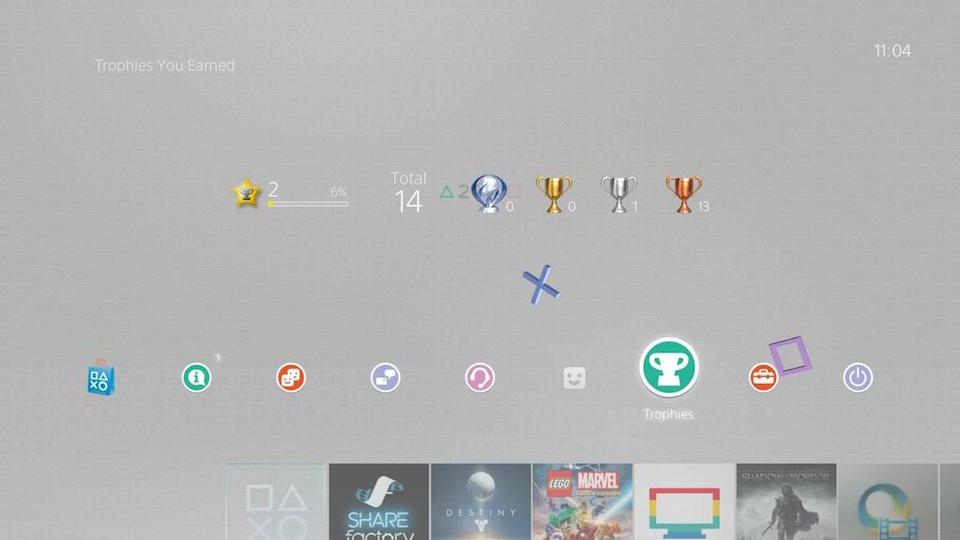 PSone Theme for PS4