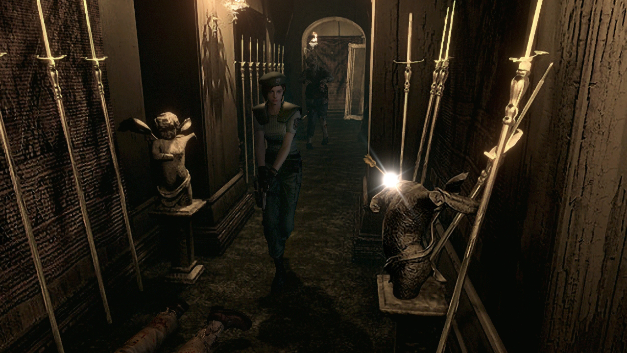 Get spooked with this preview of the next-gen Resident Evil