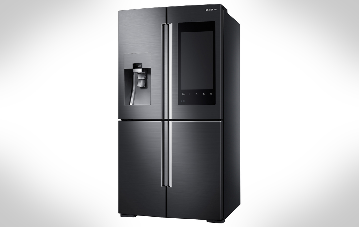Samsung's latest smart fridge
