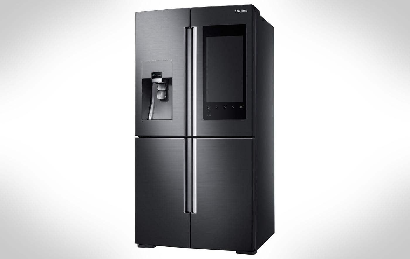 Samsung's latest smart fridge
