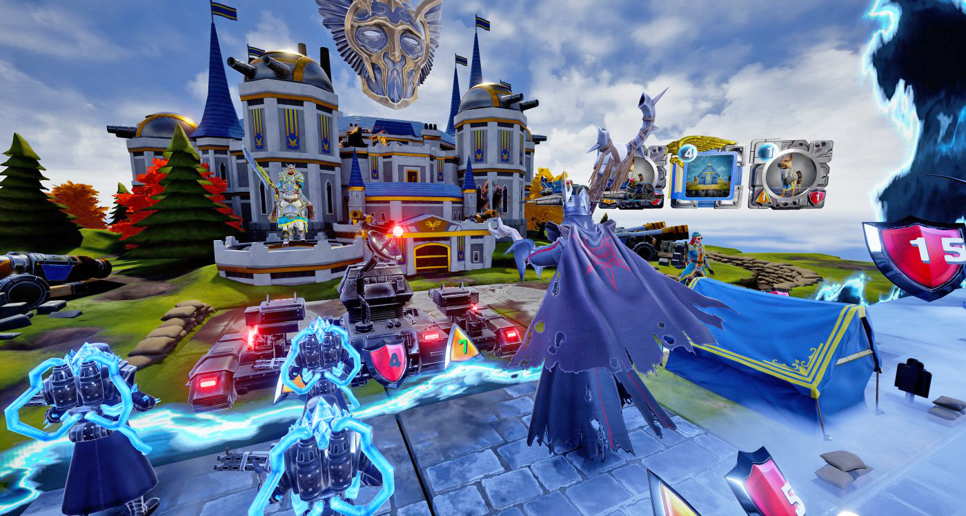 'Dragon Front' is Oculus Rift's most exciting game yet