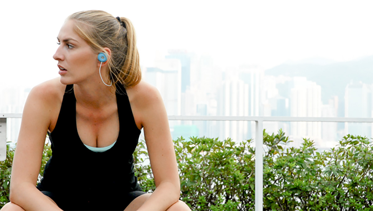 New wireless earbuds conform to your ears in 60 seconds