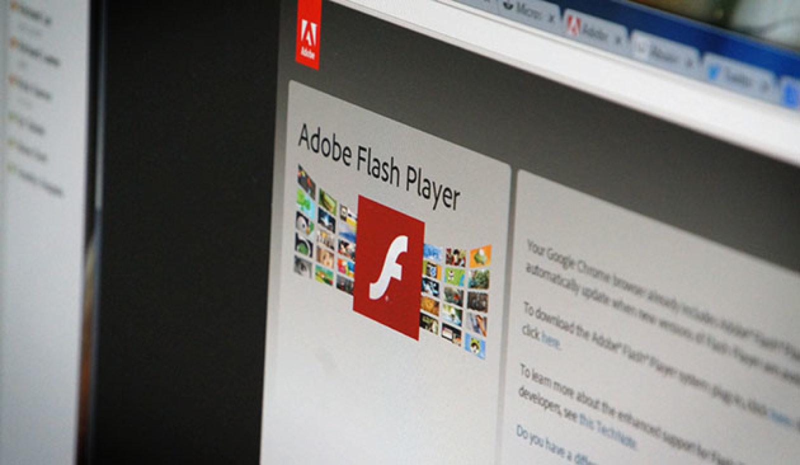 Flash dejará de existir en el 2020