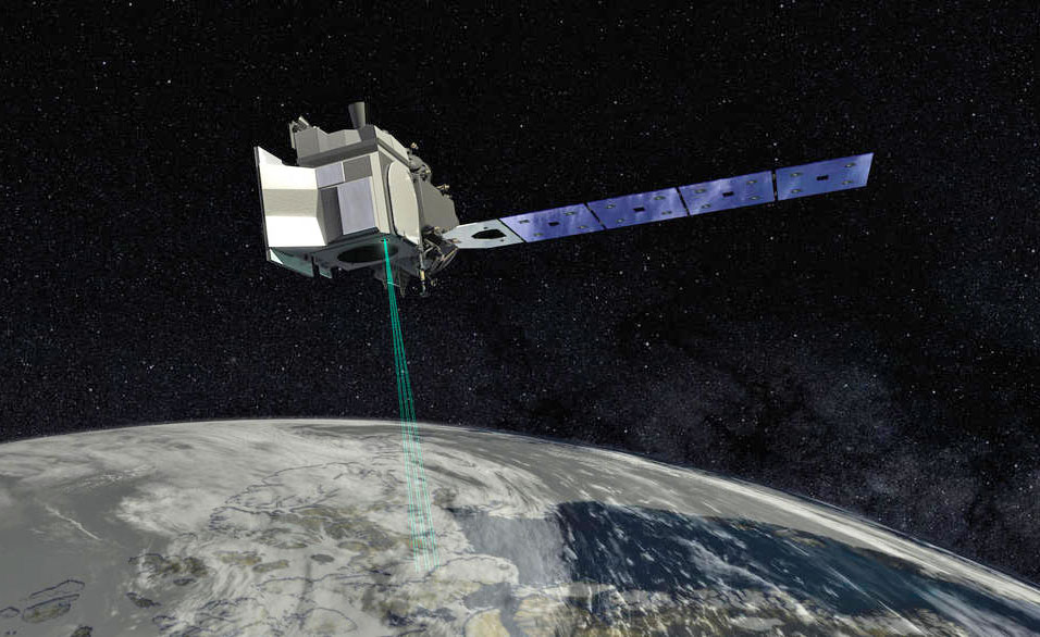 photo image NASA will launch its ice-tracking satellite ICESat-2 on Saturday